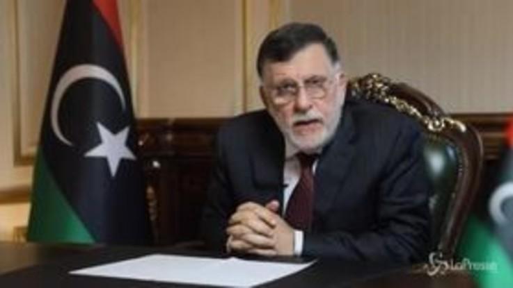 Libia, Sarraj si dimetterà entro ottobre