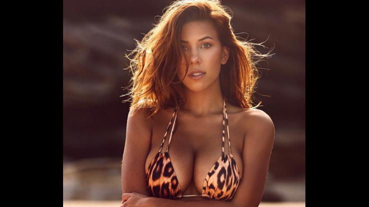 sexy-instagram, Il seno più celebrato dai social? Quello della modella americana Devin Brugman