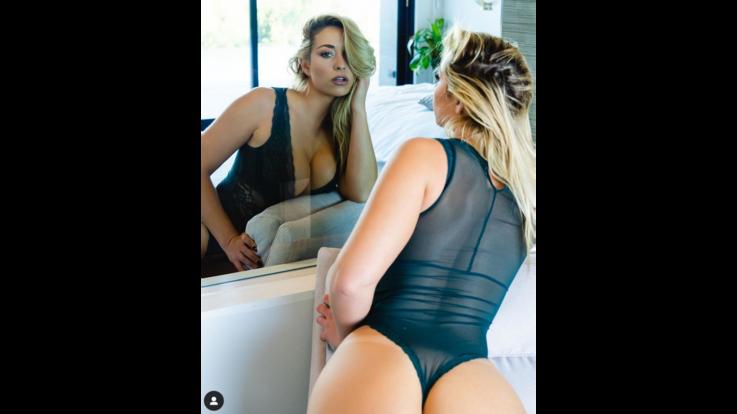 sexy-instagram, Da semplice impiegata a bomba social sexy, il fenomeno Sydney Maler
