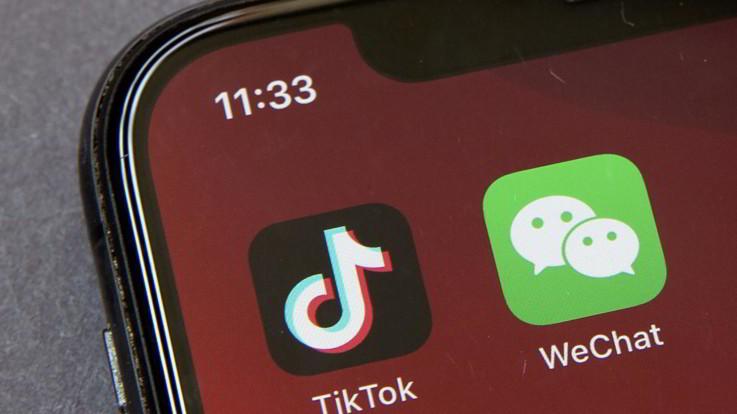 """Usa, Trump vieta TikTok e WeChat:  """"per salvaguardare la sicurezza nazionale"""""""