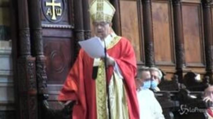 """Napoli, Cardinal Sepe: """"I giovani sono il vaccino salvifico per costruire bene comune"""""""