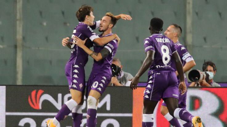 La Fiorentina doma il Toro grazie a una rete di Castrovilli