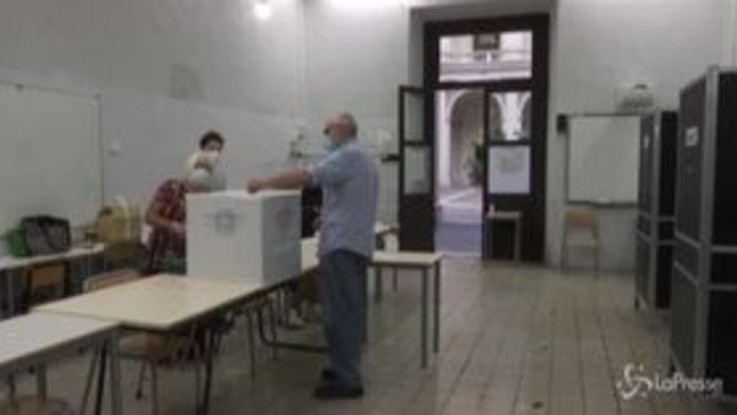 Election Day: il voto nei seggi di Roma