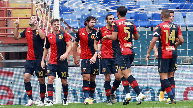 Serie A: Genoa, buona la prima. Crotone ko 4-1
