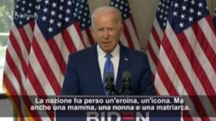 """Usa, Biden: """"Occupare il posto vacante nella Corte Suprema sarebbe abuso di potere"""""""