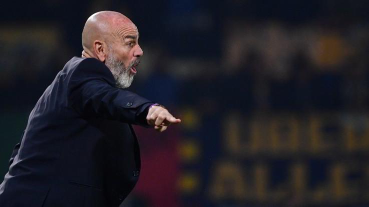 """Il Milan si misura anche in campionato, Pioli. """"Siamo ambiziosi"""""""