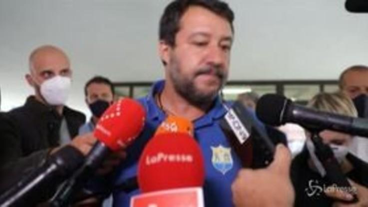 """Regionali, Salvini: """"Non userò il dato a livello nazionale"""""""