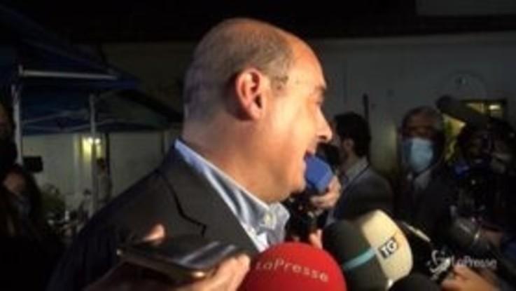 """Referendum, Zingaretti: """"Sì per cambiare, No avrebbe bloccato tutto"""""""