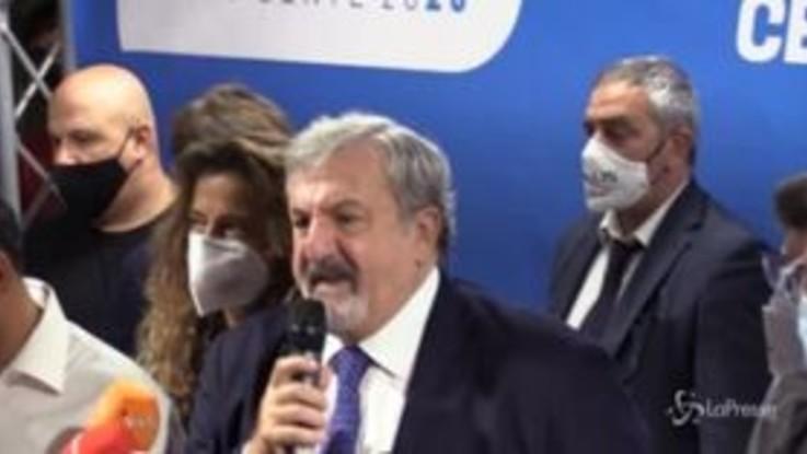 """Regionali, Emiliano: """"Puglia non ha piegato la schiena davanti a nessuno"""""""