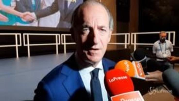 """Regionali, Zaia: """"Risultato storico, bel riconoscimento al lavoro fatto"""""""