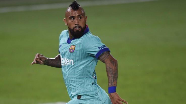 Inter: Vidal è nerazzurro, sabato potrebbe esordire