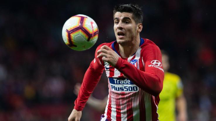 Calciomercato, la Juve si riprende Morata e sblocca il domino attaccanti