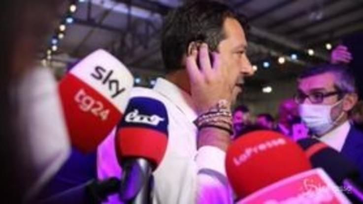 """Elezioni, Salvini: """"Non chiediamo dimissioni governo, chiediamo che ci ascolti"""""""