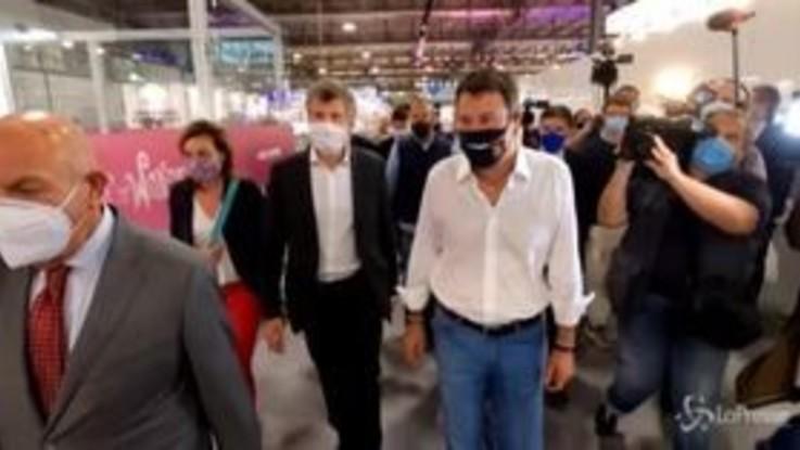 """Vittoria Zaia, Salvini: """"Con Luca vado e andrò sempre d'accordo"""""""