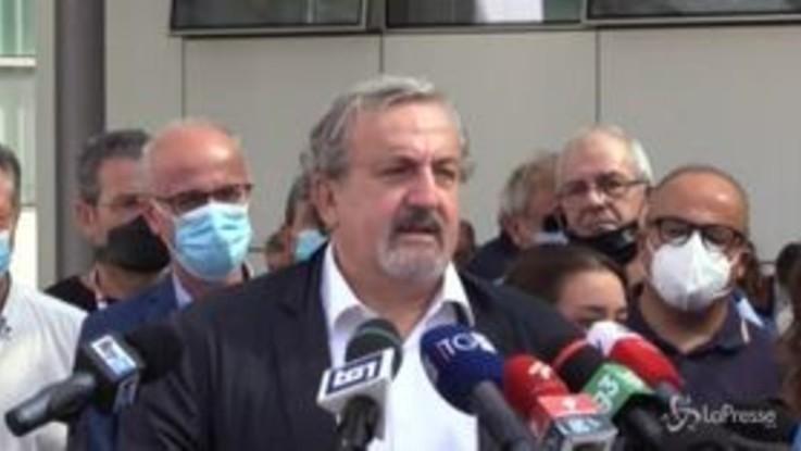 """Puglia, Emiliano: """"Pronto a dialogo con M5S, appello di Conte per sintesi ancora valido"""""""