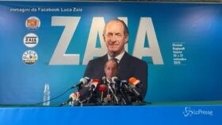 """Regionali, Zaia: """"Popolo vota per il popolo. Vinto per presenza tv? Offensivo per i veneti"""""""