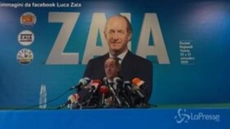 """Veneto, Zaia: """"Autonomia rimane mia battaglia madre. Nostri progetti non sono sovversivi e arroganti"""""""