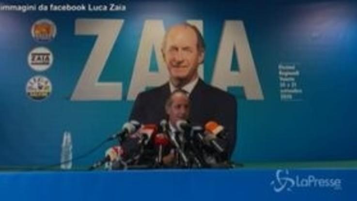 """Veneto, Zaia: """"Non ho nessuna mira nazionale"""""""