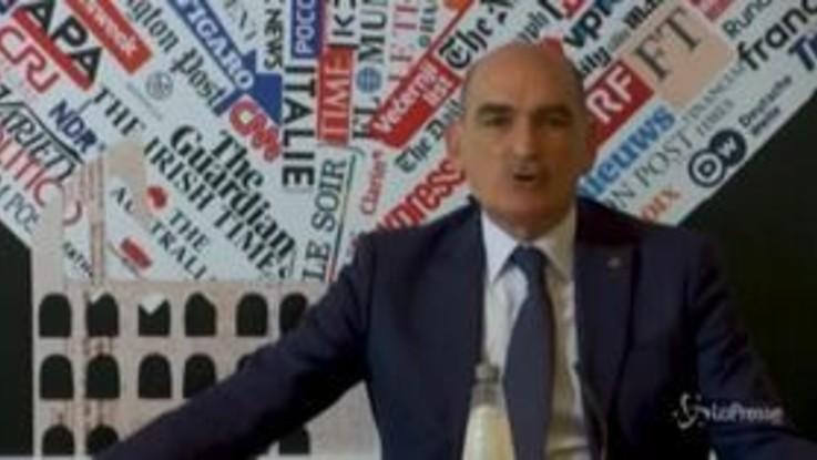 'Ndrangheta, Governale: è la più importante organizzazione criminale dell'Occidente