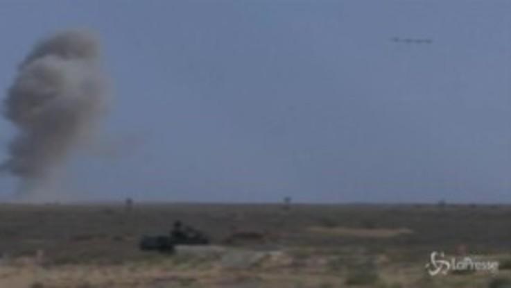 Russia, nuovi test di difesa antiaerea: presenti anche le forze cinesi