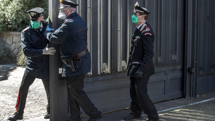 Carceri, torna in cella il boss Zagaria: era ai domiciliari da aprile