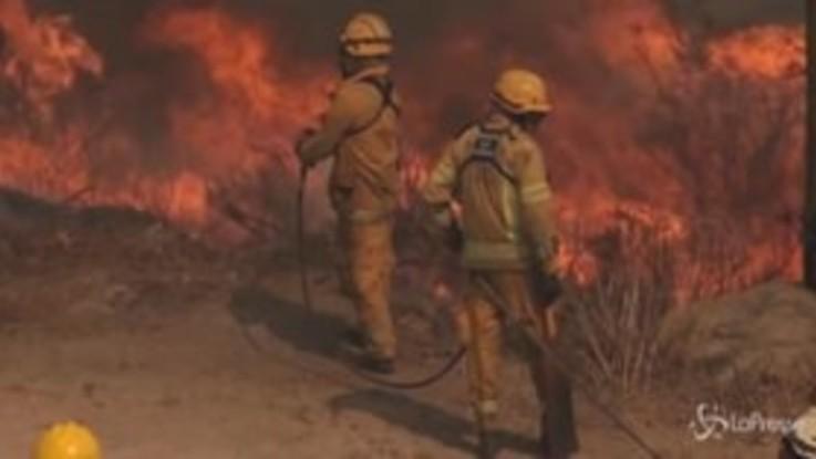 Argentina, continuano gli incendi. Residenti evacuati a Cordoba