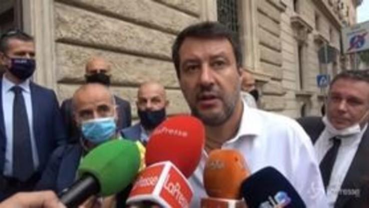 """Elezioni, Salvini: """"Si può fare meglio ma abbiamo 28 consiglieri e 30 sindaci in più"""""""