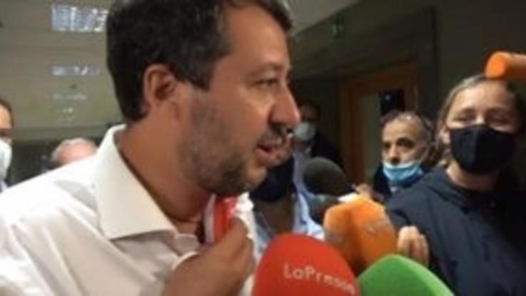 """Salvini su Vendola: """"Qualcuno concepisce democrazia come casa sua, fermo al secolo scorso"""""""