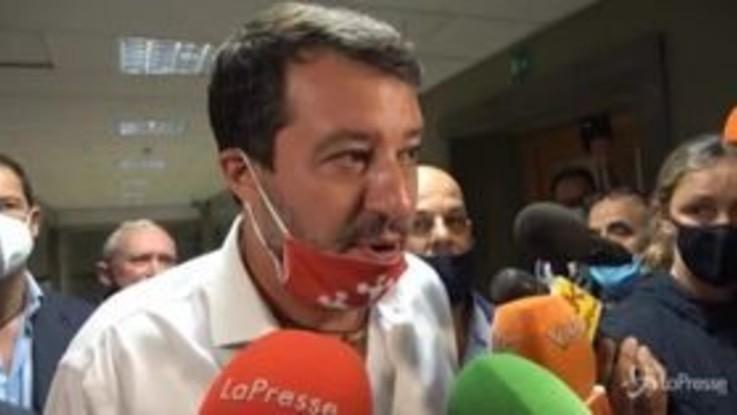"""Cittadinanza Suárez, Salvini: """"Chi ha sbagliato deve pagare"""""""