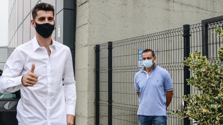 Juve nel destino: Morata nuova freccia per l'attacco di Pirlo