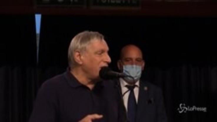"""Siani, Don Ciotti: """" Ci ha consegnato un'eredità. Dobbiamo essere più responsabili"""""""