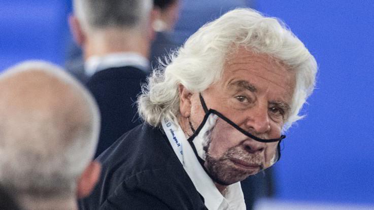 """Beppe Grillo: """"Non credo nel Parlamento, ma nella democrazia diretta"""""""