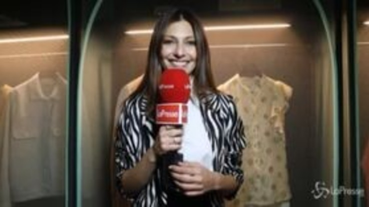Milano Fashion Week, Laura Barth da Momoni. Raffinata e colorata eleganza su base seta