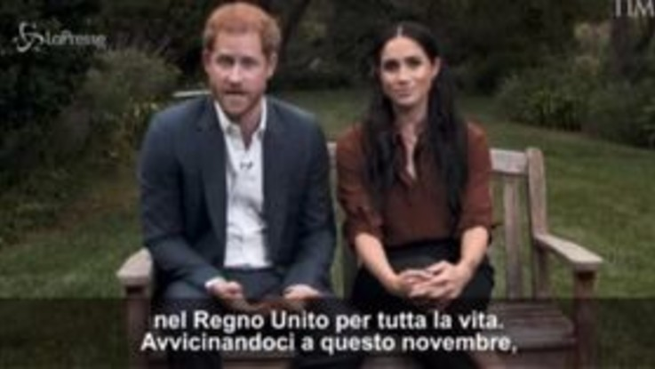 "Elezioni, Harry e Meghan: ""No all'hate speech, votate per far sentire vostra voce"""