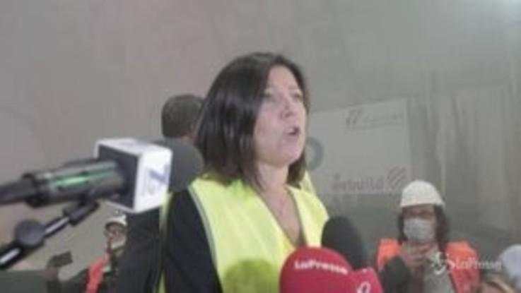 """Tav, De Micheli: """"Non nomineremo Commissario ma coordinatore di tavolo compensazioni"""""""