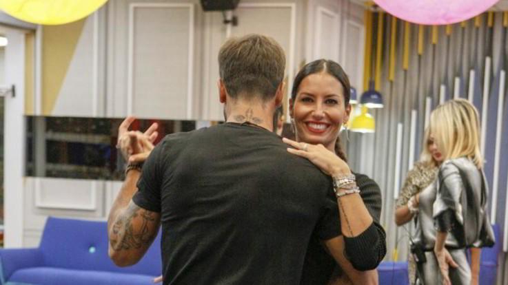 Gf Vip, prove di ballo: coppie sotto esame per la sfida a Elisabetta e Pierpaolo