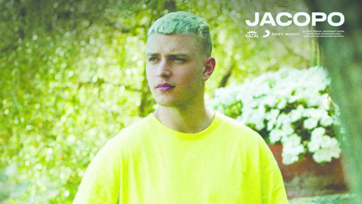 Nuovo singolo per il giovane Jacopo.  In 'Come il sole' c'è voglia di rinascita