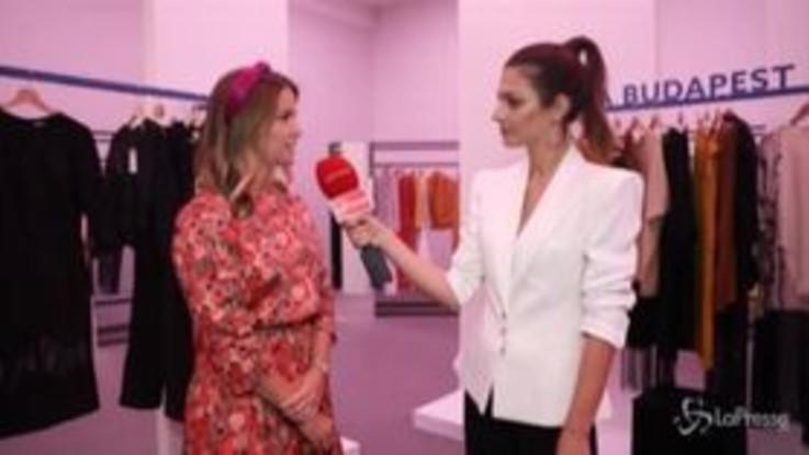 Milano Fashion Week, Laura Barth nel backstgage della Budapest Select: alla scoperta dei talentuosi designer ungheresi