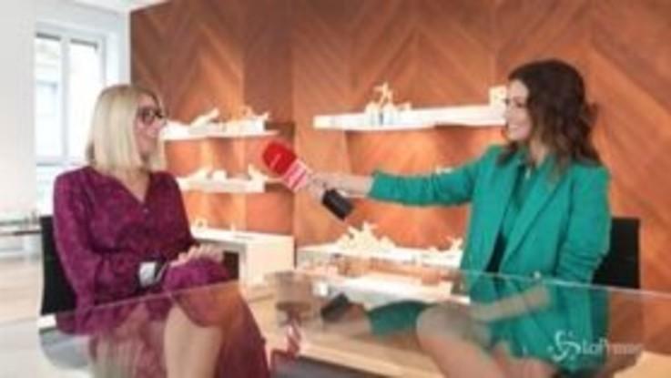 Milano Fashion Week, Laura Barth nello show room di Arianna Casadei: da 60 anni eccellenza artigianale italiana