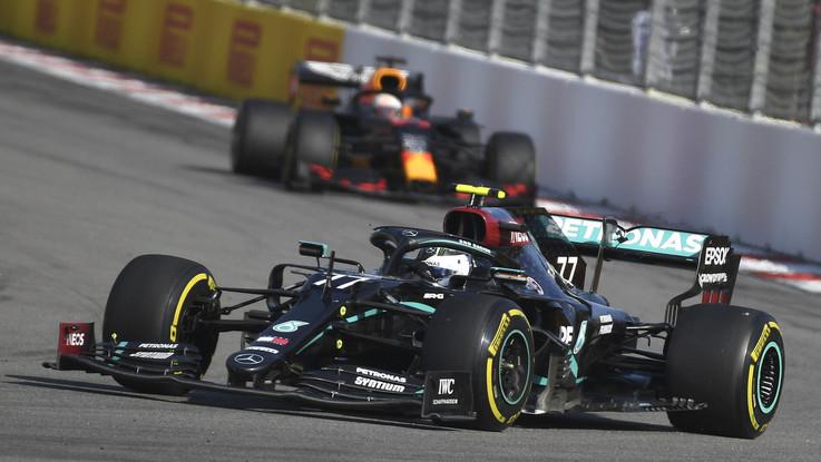 Gp Russia: trionfa Bottas, Hamilton terzo. Leclerc sesto