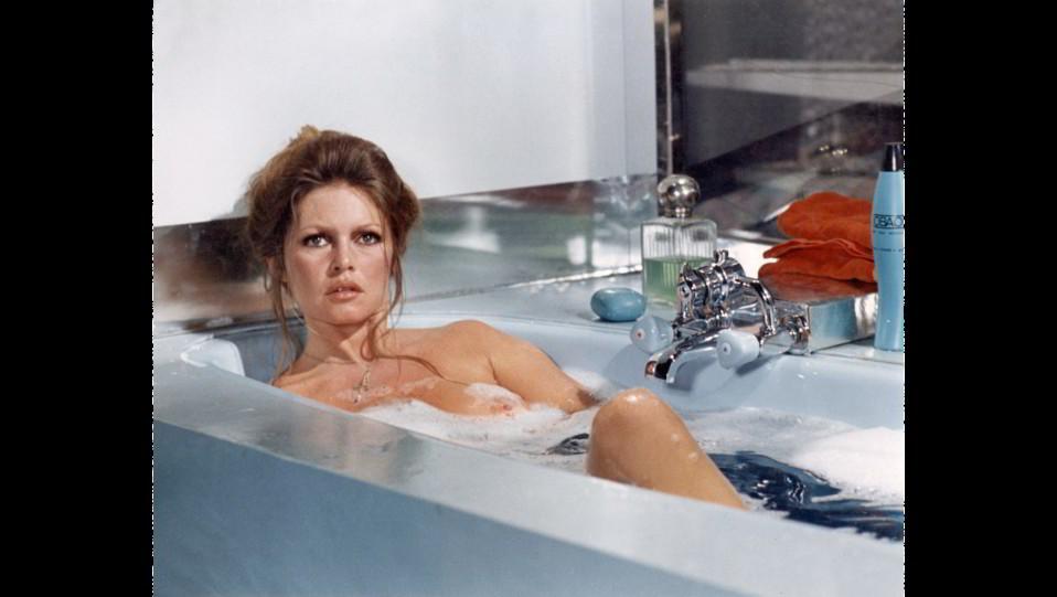 1973 - l'attrice Brigitte Bardot nel film Una donna come me ©