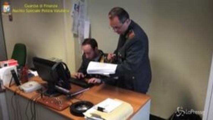 Gdf, Operazione 'Microcredito': sequestri per 500 mln euro