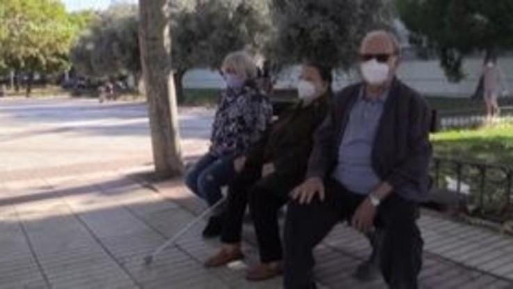 Lockdown a Madrid: più di 850mila persone confinate in casa