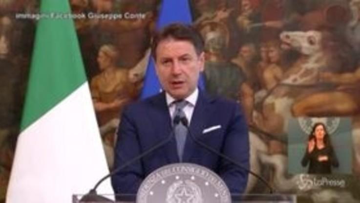 """Conte: """"Accordo su frontalieri in Svizzera entro quest'anno"""""""