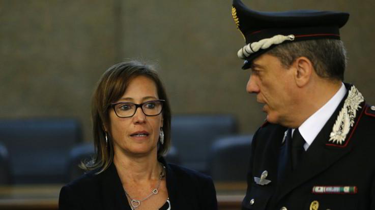 """Caso Cucchi, carabiniere Colicchio: """"Il rapporto fu modificato"""""""