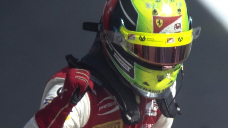 Mick Schumacher esordisce in F1 sull'Alfa Romeo