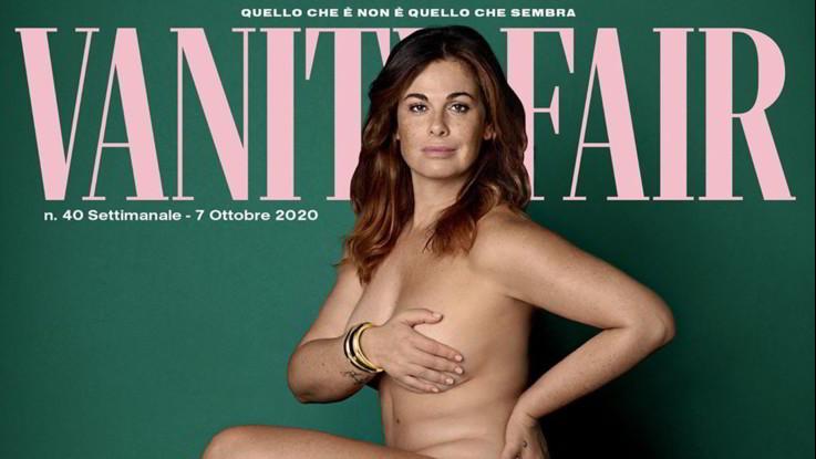 "Vanessa Incontrada nuda su Vanity Fair, ""Questa copertina è un punto di arrivo"""