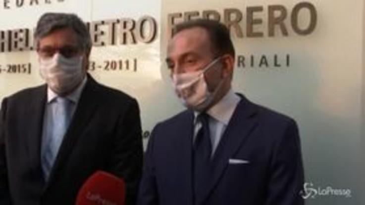 Piemonte, nuovo ospedale Verduno intitolato a Michele e Pietro Ferrero