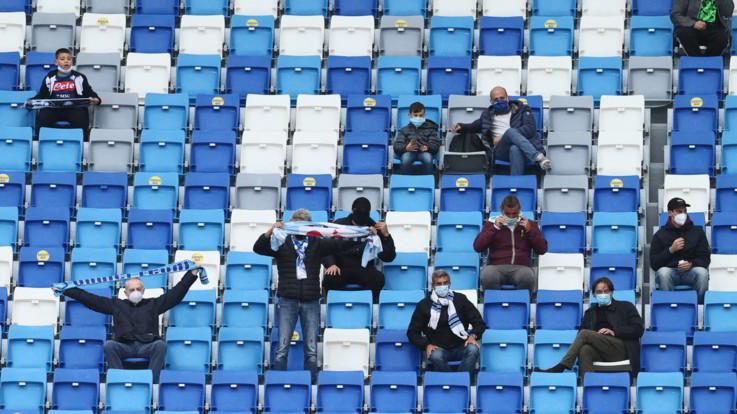 Serie A: Genoa-Torino e Napoli-Juve rischiano il rinvio