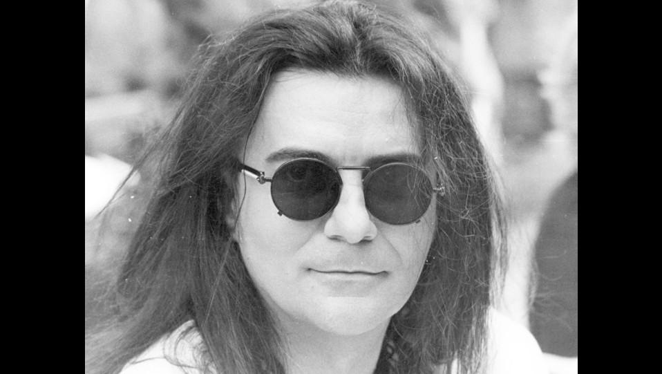 Renato Zero in una foto degli anni '90 ©
